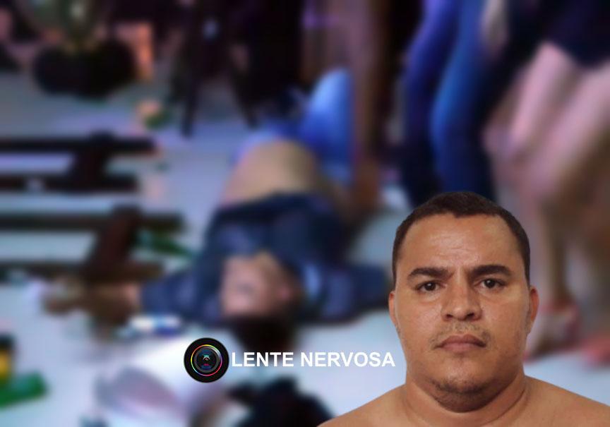Deficiente morre após ser baleado dentro de boate e suposto policial é apontado como atirador
