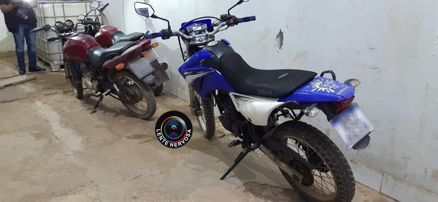 Adolescente é detido pela oitava vez com motos roubadas