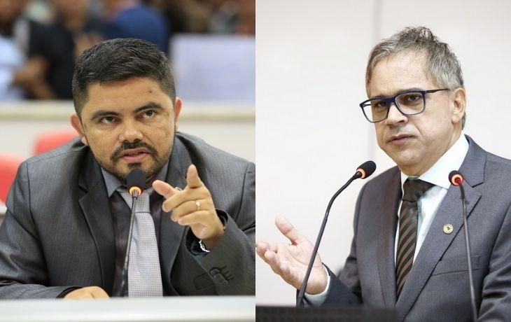 MUDANÇA NA ALE/RO – Em três anos Geraldo da Rondônia apresentou 50 matérias, Jesuíno Boabaid mais de mil