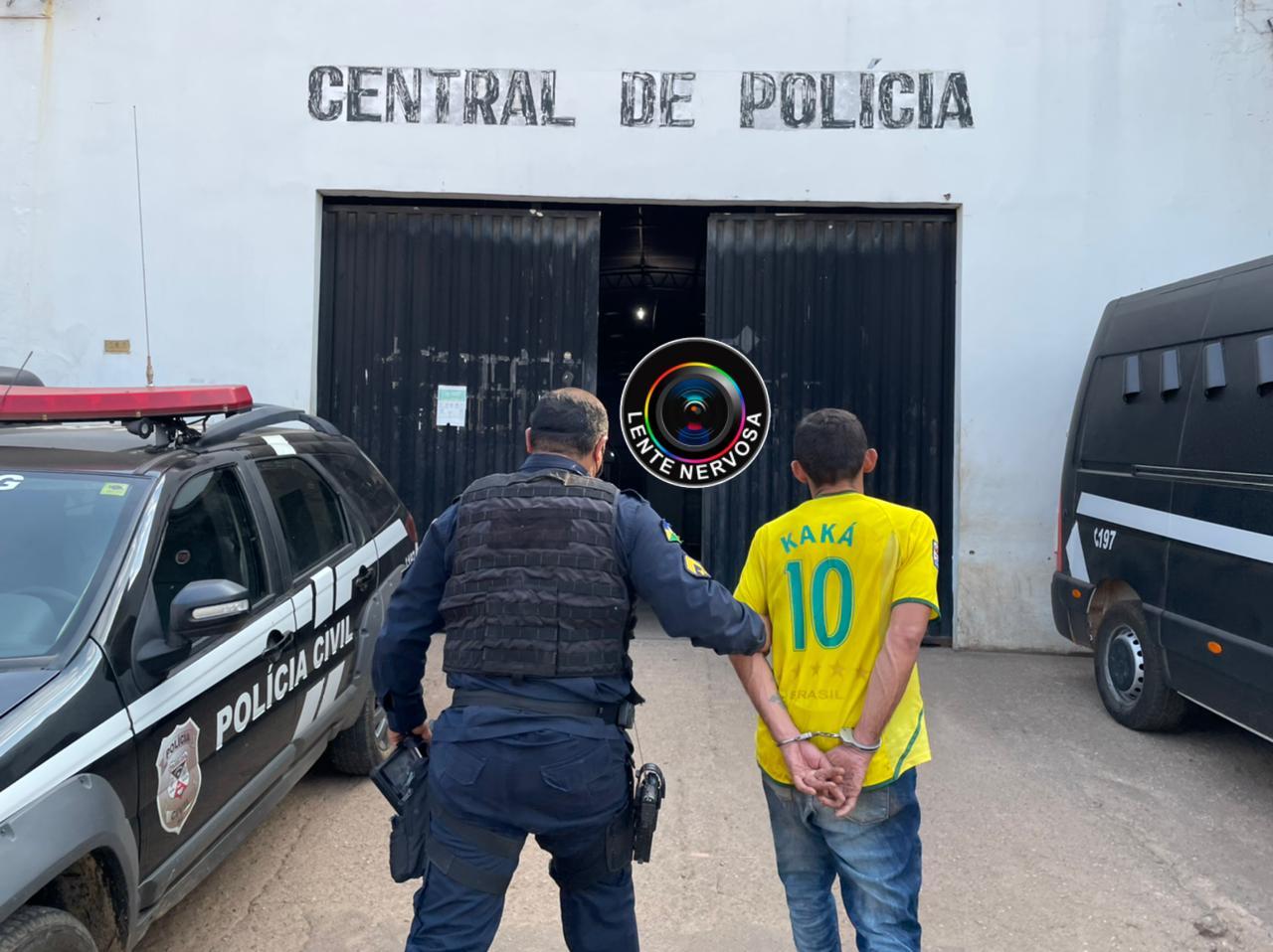 IDENTIFICADOS – Foragidos são presos após roubarem arma de vigilante na maternidade