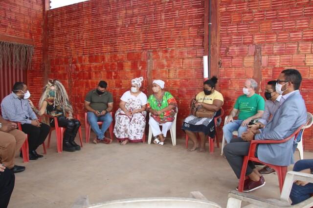 MPF, Defensoria e OAB passam a atuar no caso do terreiro de umbanda depredado em Porto Velho
