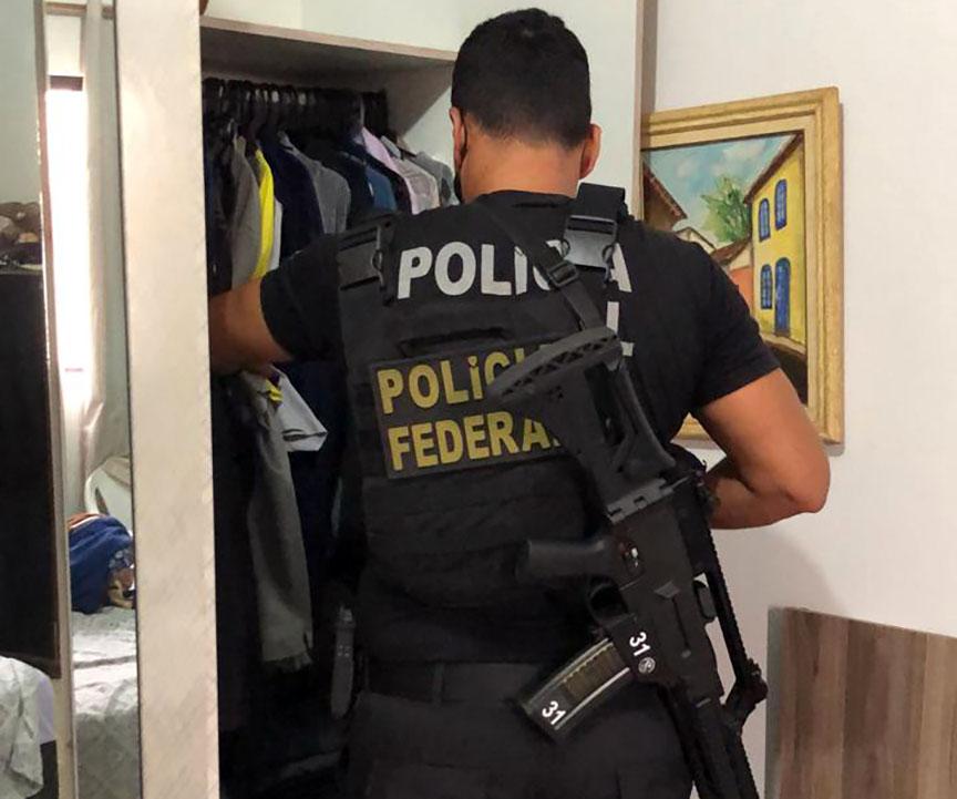 Polícia Federal desarticula associação criminosa voltada ao comércio ilegal de diamantes no estado de Rondônia