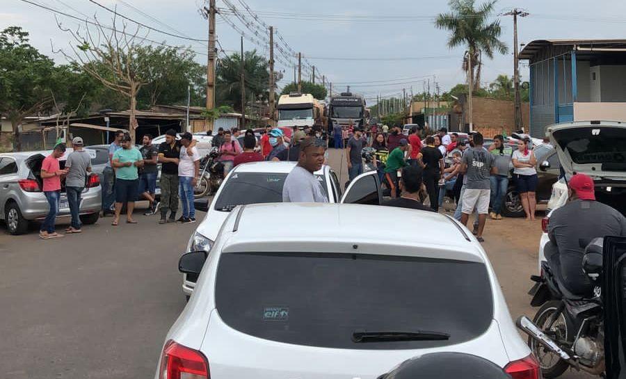 PRF atualiza pontos de bloqueio em rodovias de Rondônia; confira