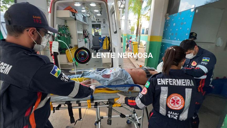 Morre pedestre atropelado na BR-364 e corpo aguarda reconhecimento no IML