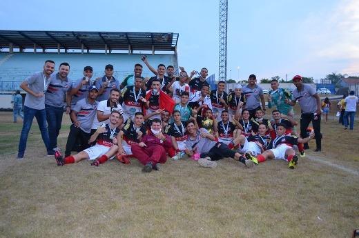 Real Ariquemes bate o Villa Rondônia e fatura título do Rondoniense Sub-20