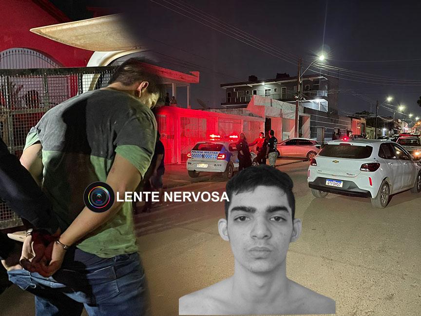 Vídeo: bandido morre após troca de tiros com a polícia; comparsa foi preso