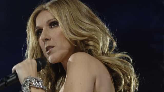 Céline Dion cancela espetáculos devido a problema de saúde