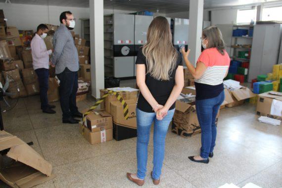 Representantes do Detran Rondônia visitam Ciretrans do interior para conhecer demandas