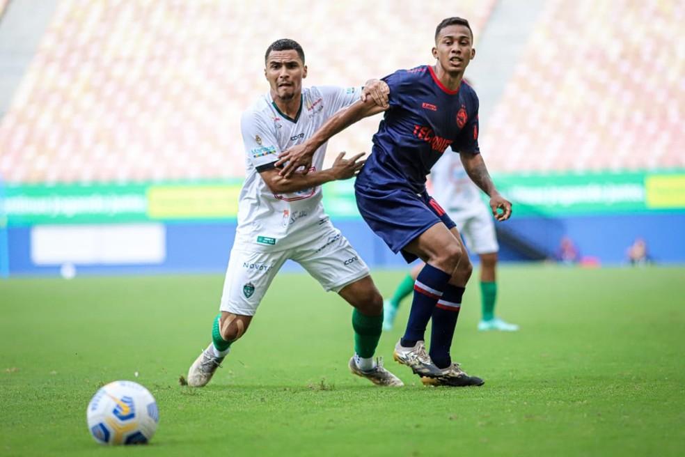 Tiago Batizoco analisa positivamente partida do Porto Velho contra Manaus