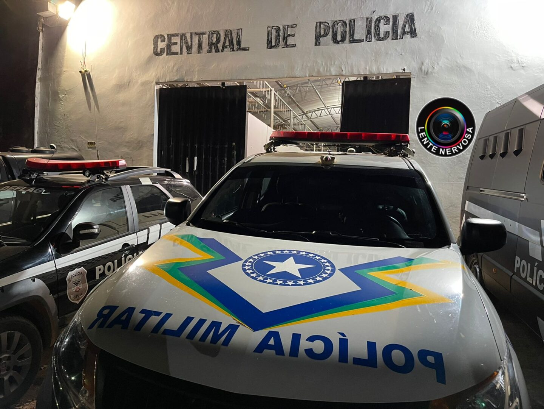 TRANSTORNADO – Homem é preso após agredir médico e causar destruição em hospital particular