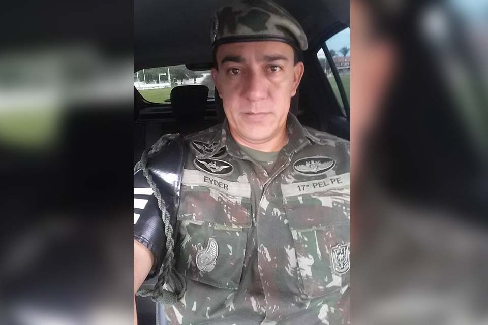 Há dois meses Eyder Brasil garantia agir com eficiência em caso de Geraldo da Rondônia